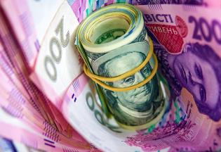 Курс доллара в банках Украины