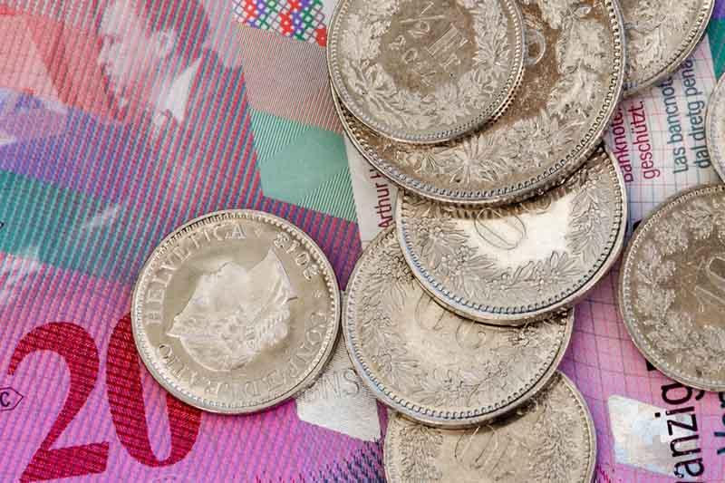 Курс франка до гривні
