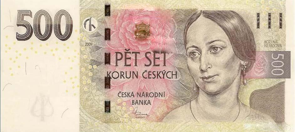 Обміняти гривні на чеські крони