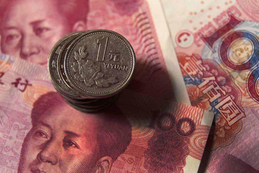 курс юаня до гривні