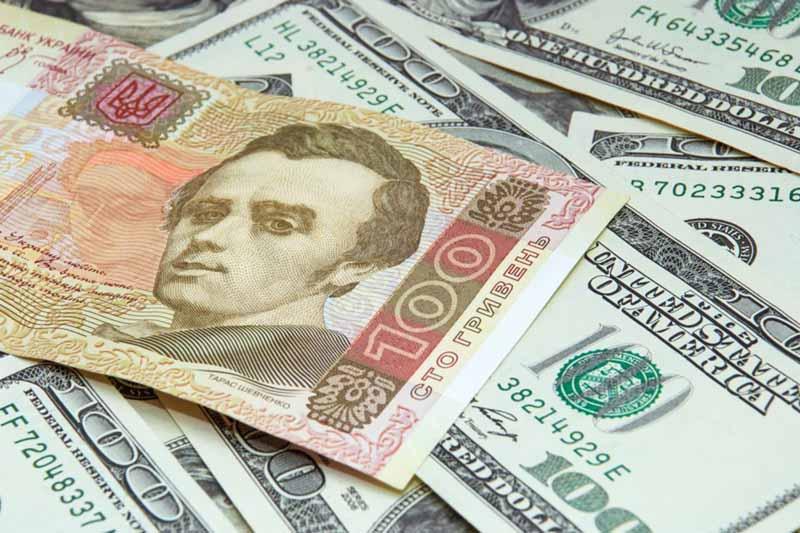 Курс долара в обмінниках Києва