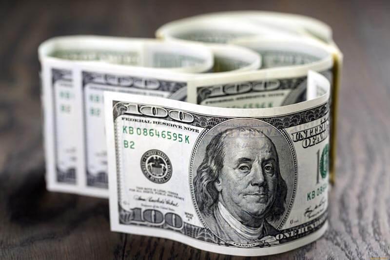 курс готівкового долара Київ