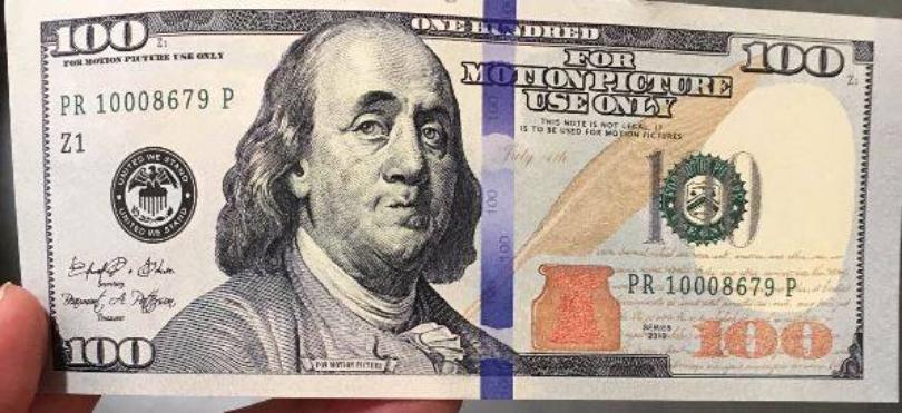 Види фальшивих доларів