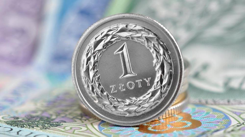 Курс євро злотий в Києві