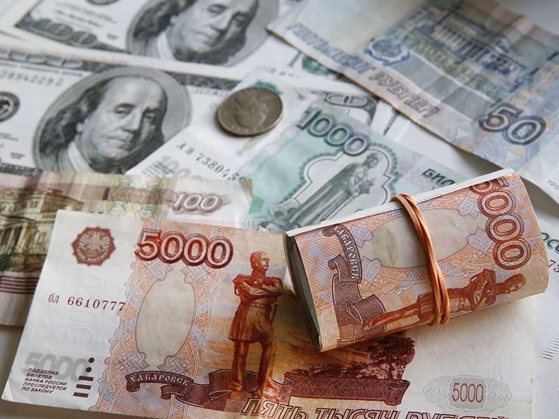 курс валют рубля до долара