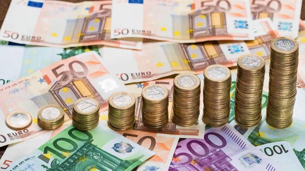 курс євро в обмінниках у Києві