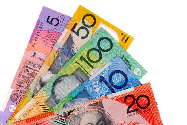 Обмін австралійських доларів на гривні в Києві