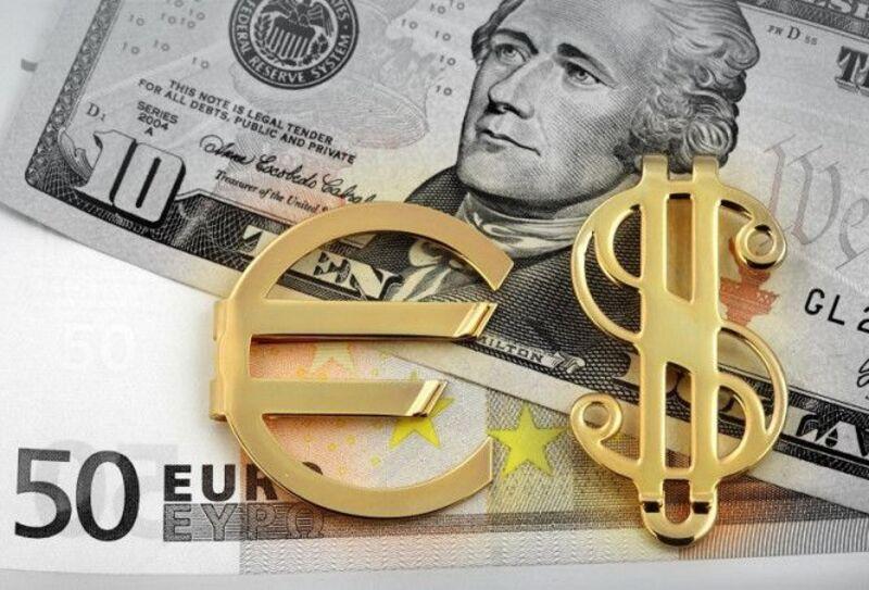 Євро-долар курс Київ