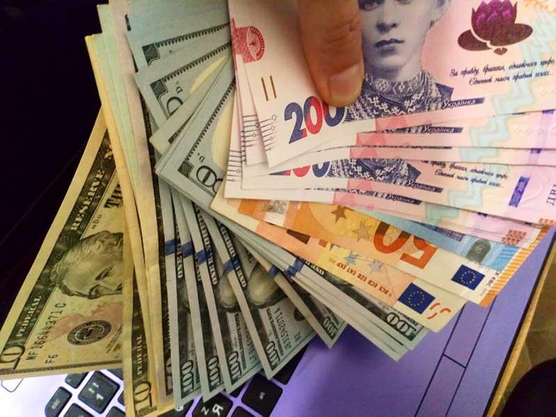 Перекази грошей по Україні