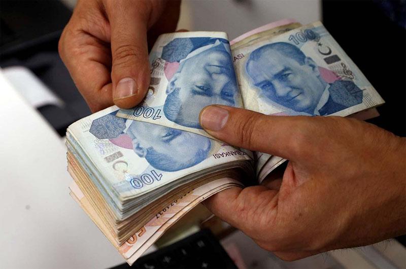 обміняти гривні на турецькі ліри в Києві
