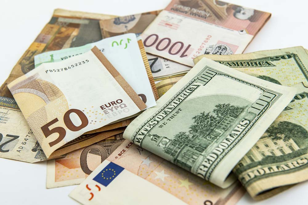 курс валют у Києві